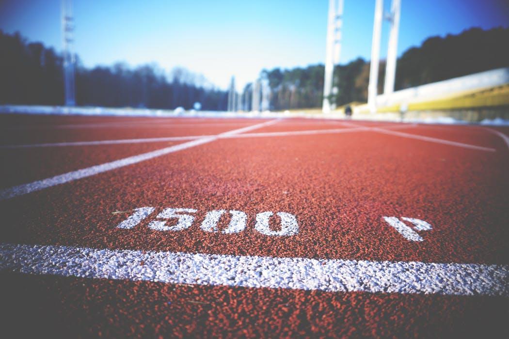 1500m 走り方やコツと練習