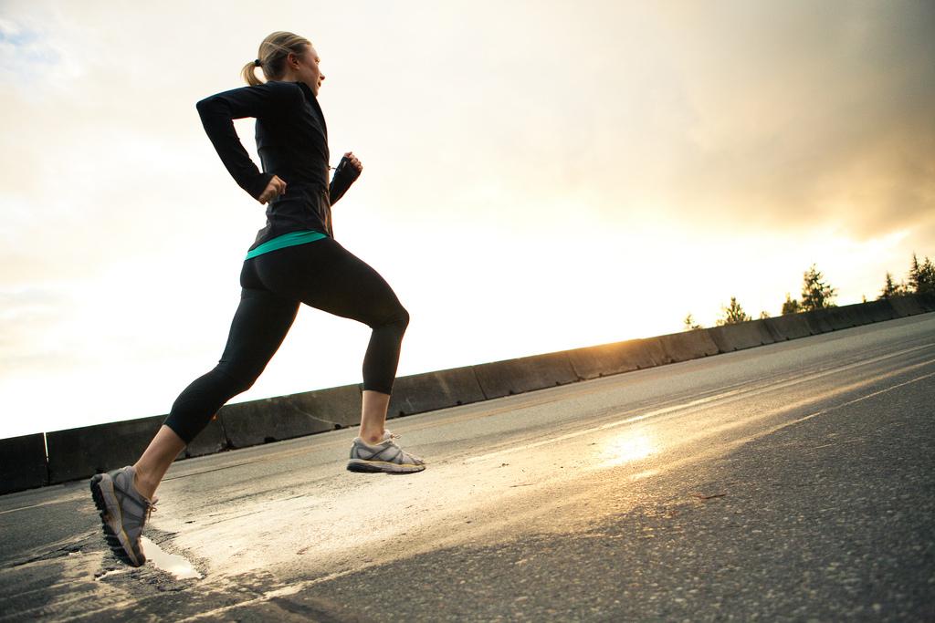 長距離の走り方