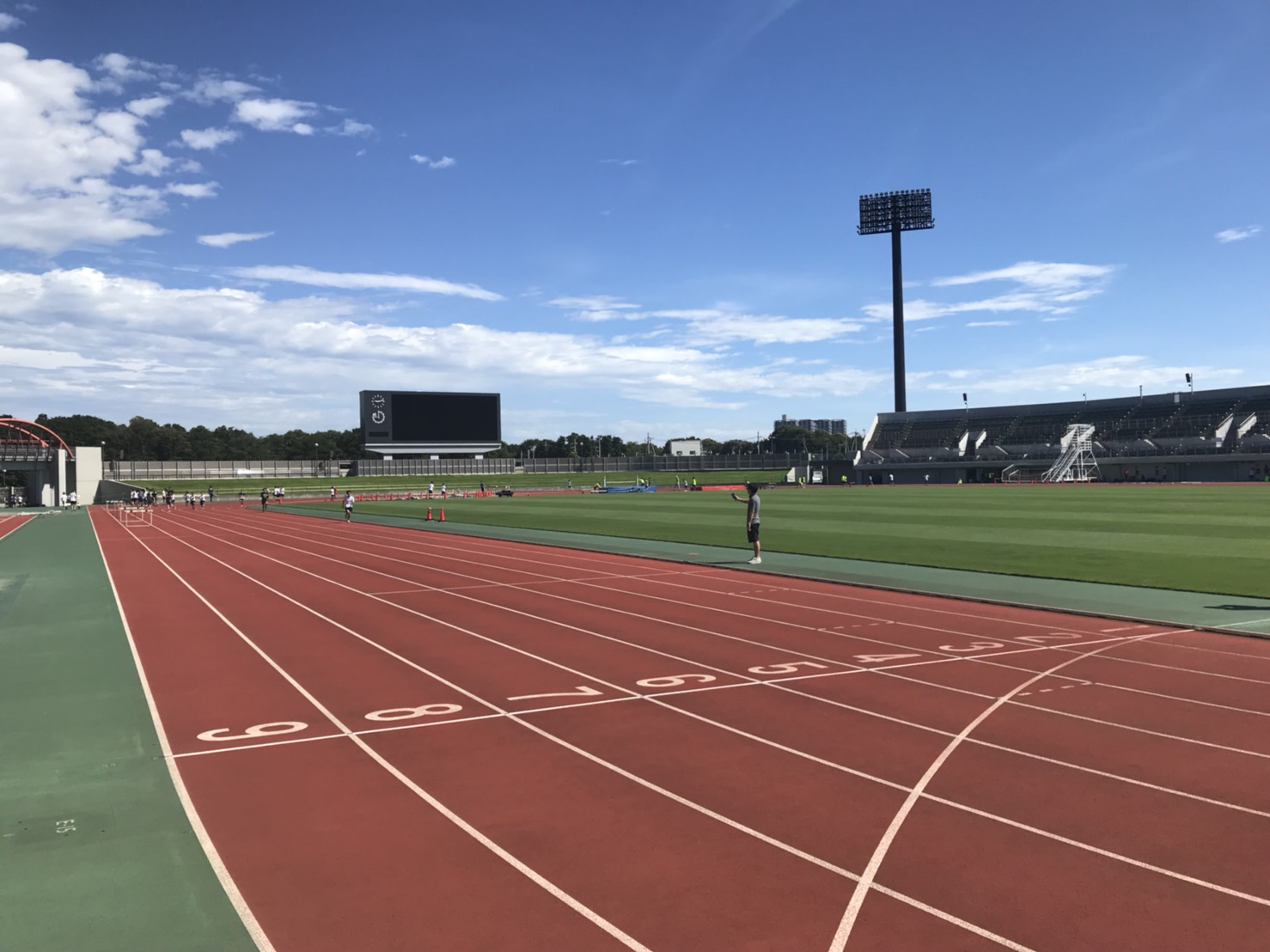 300mの走り方や練習