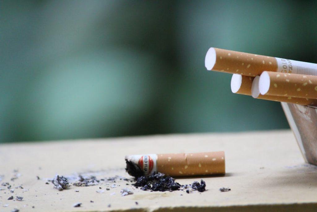 喫煙は陸上競技に影響するのか