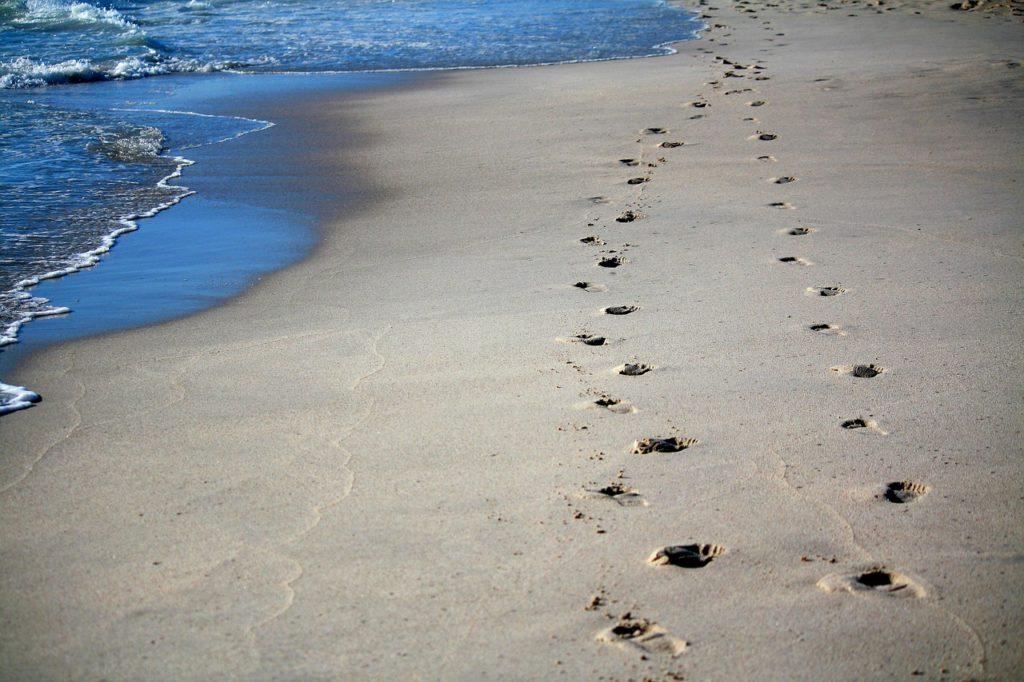砂浜ダッシュの効果