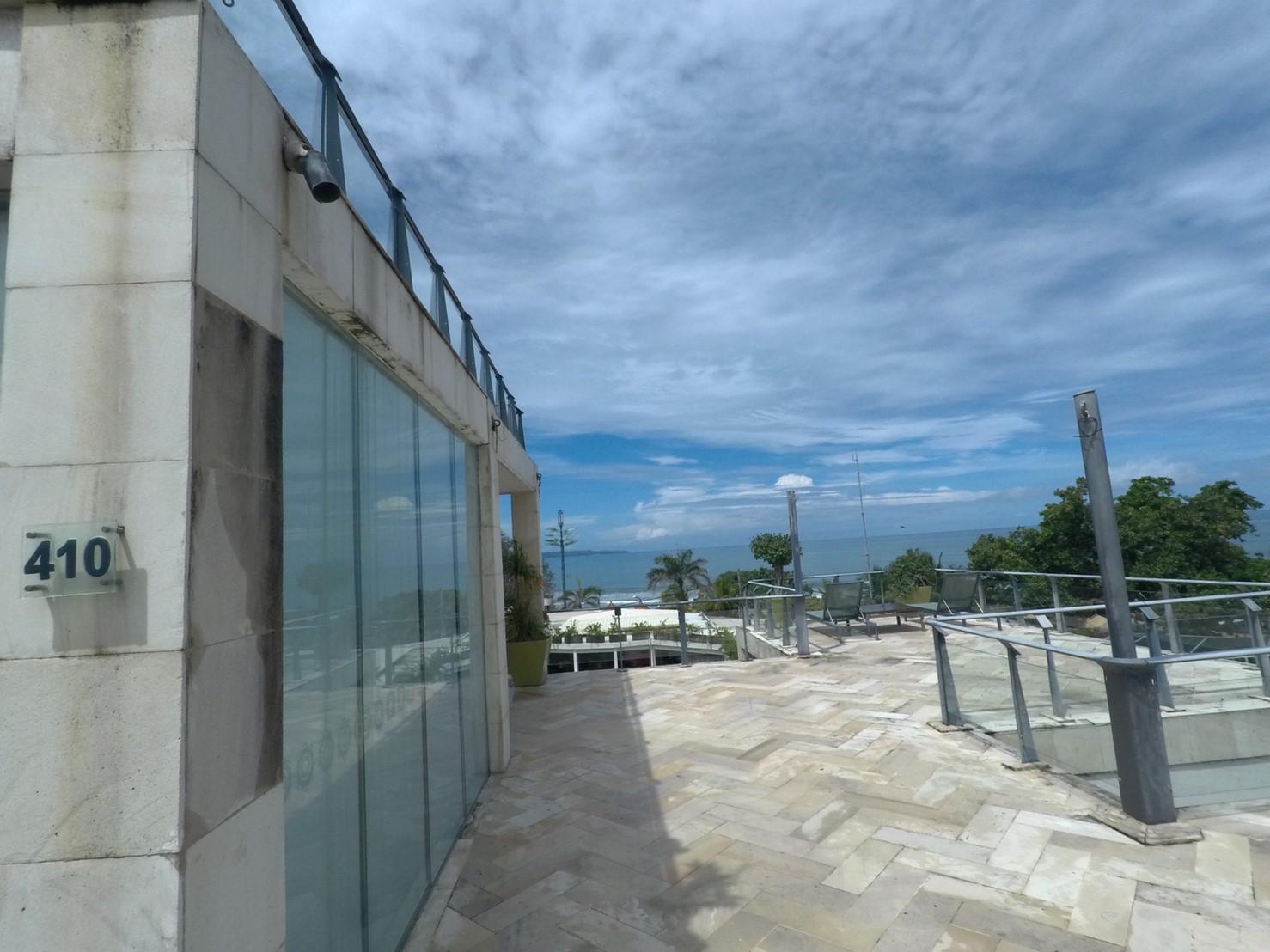 フラマエクスクルーシブホテル 部屋からの眺め