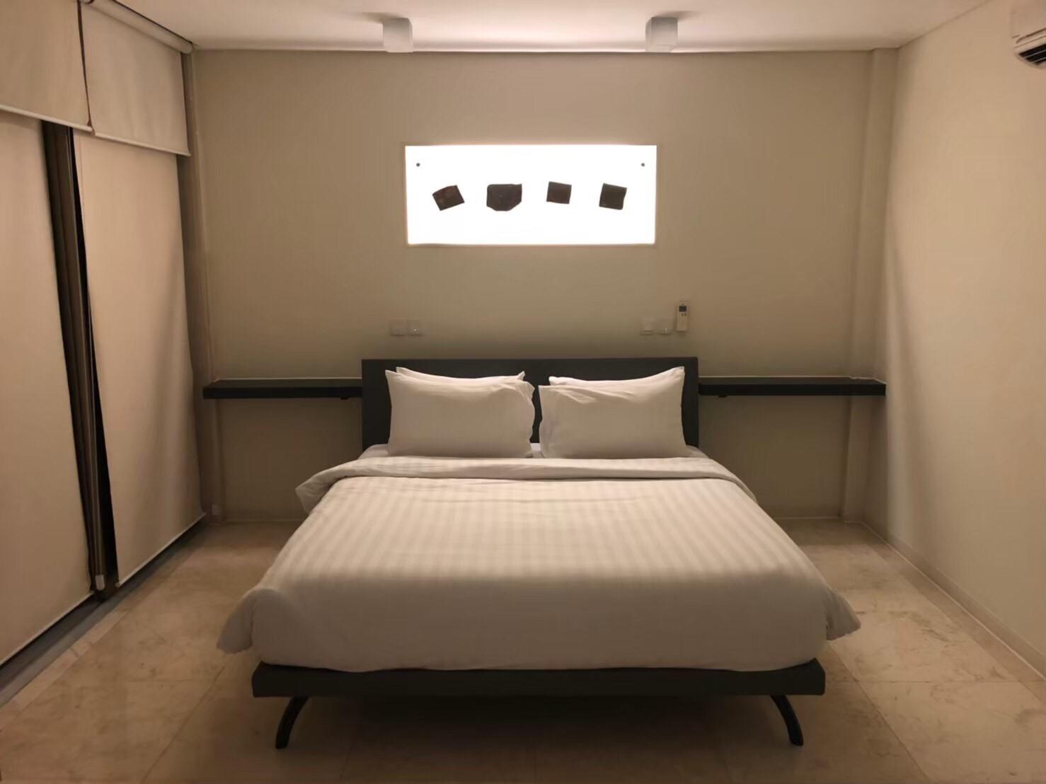 フラマエクスクルーシブホテル 寝室