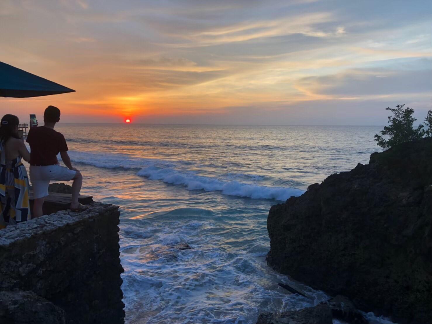 バリ島旅行記 ロックバー