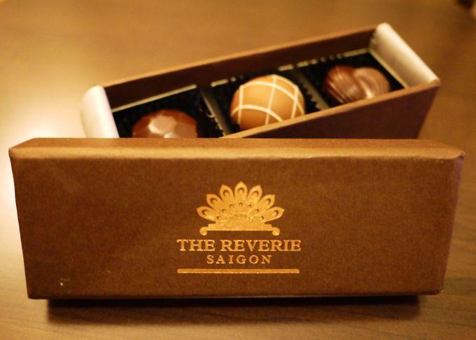 ザレヴェリーサイゴン チョコレート