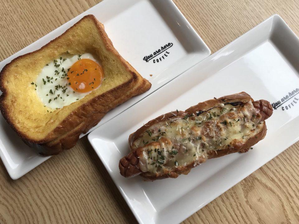 韓国旅行記 朝食