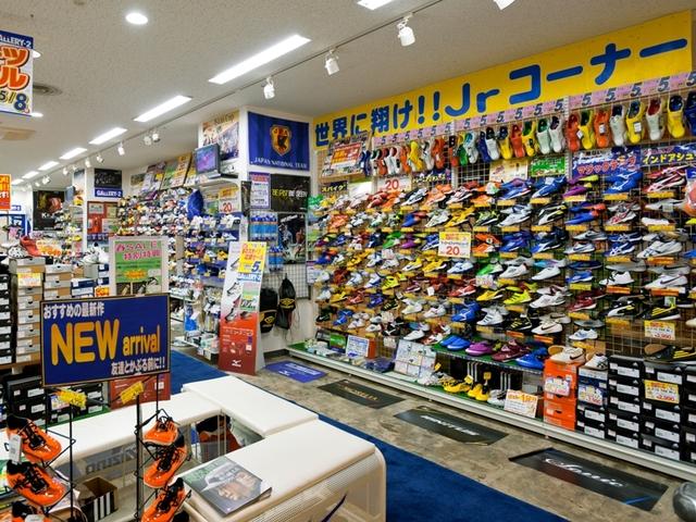 町田スポーツショップ:スポーツショップ GALLERY・2町田店