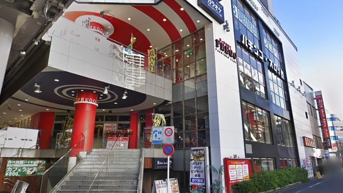 立川のおすすめパチンコ店:プレゴ 立川店