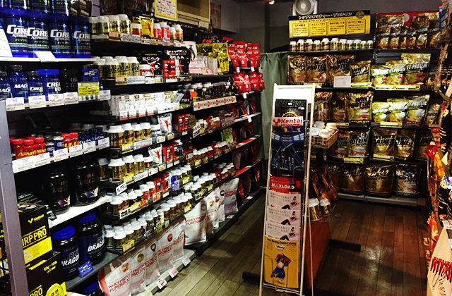 錦糸町スポーツショップ:フィットネスショップ 錦糸町店