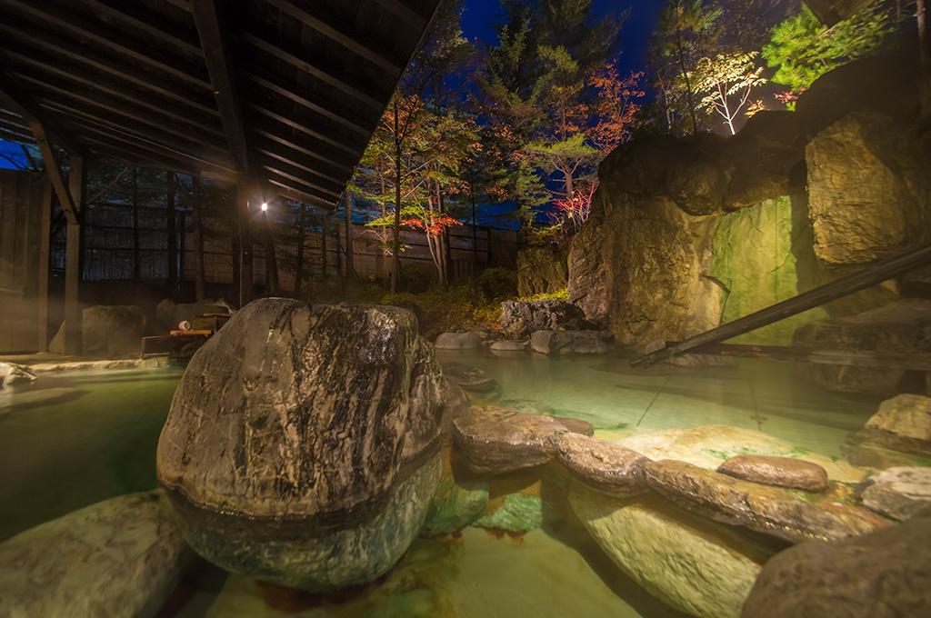 草津ナウリゾートホテル 温泉
