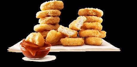 マックのチキンナゲットは太る?カロリーやダイエット中でもOKか調査!