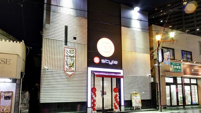 登戸・向ケ丘遊園のおすすめパチンコ店:GINZA S-style