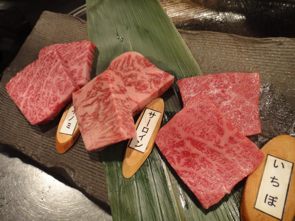 名古屋高級焼肉:牛わか