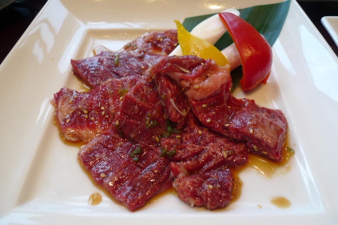 銀座高級焼肉:游玄亭 有楽町マリオン店