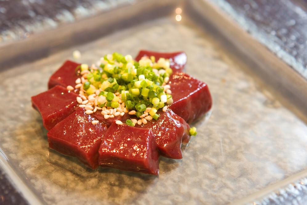 銀座高級焼肉:韓流 安歡