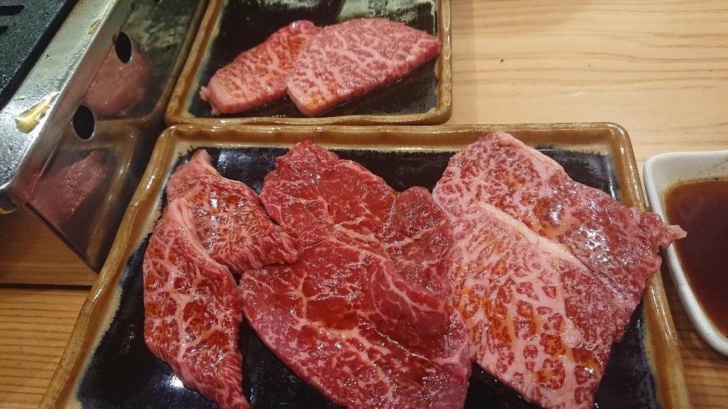宇都宮高級焼肉:一枚焼肉 あんぽんたん