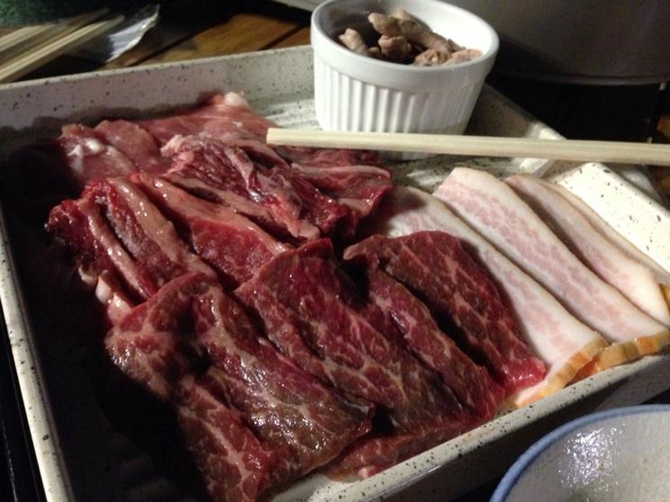 浅草高級焼肉:納涼ハレテラス エキビア スカイツリービュー