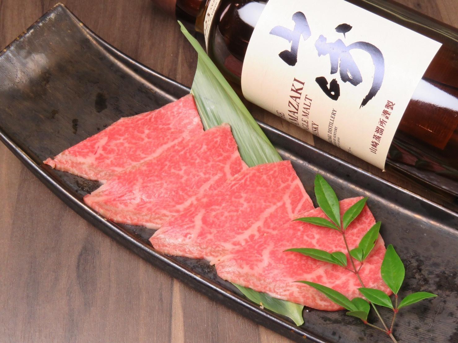 松戸高級焼肉:焼肉 あがり