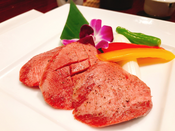 名古屋高級焼肉:叙々苑 名古屋名駅店