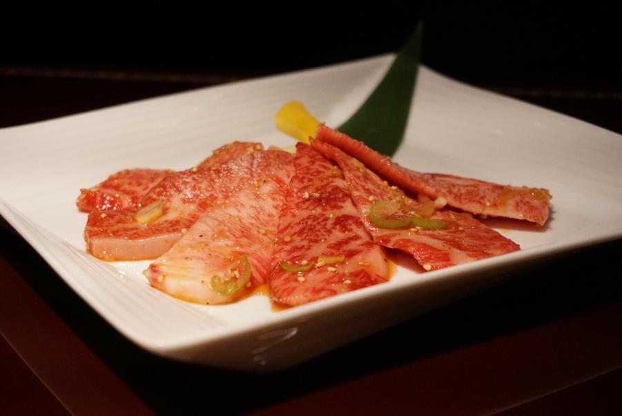 名古屋高級焼肉:叙々苑 游玄亭 名古屋
