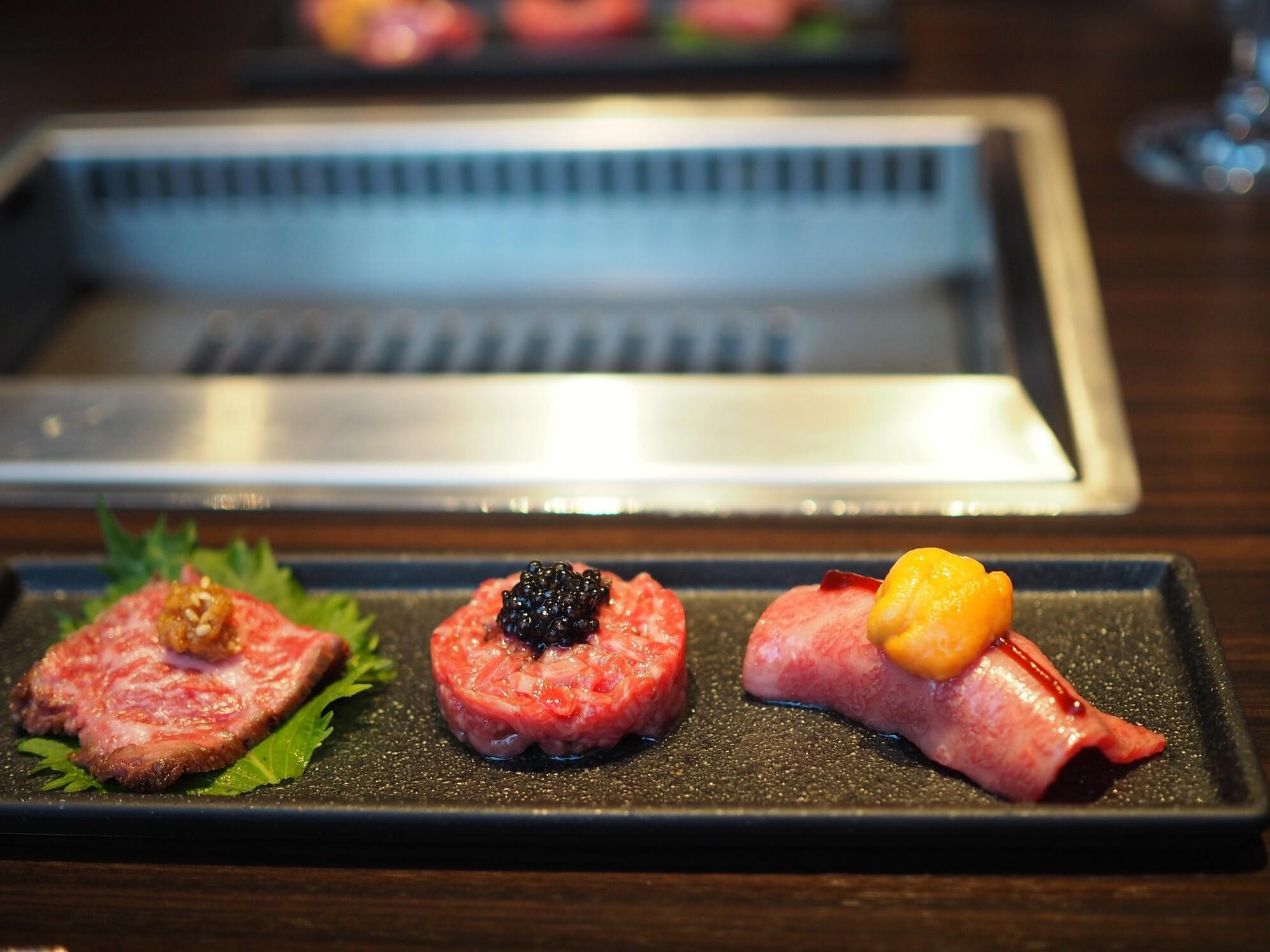 銀座高級焼肉:焼肉 銀座コバウ