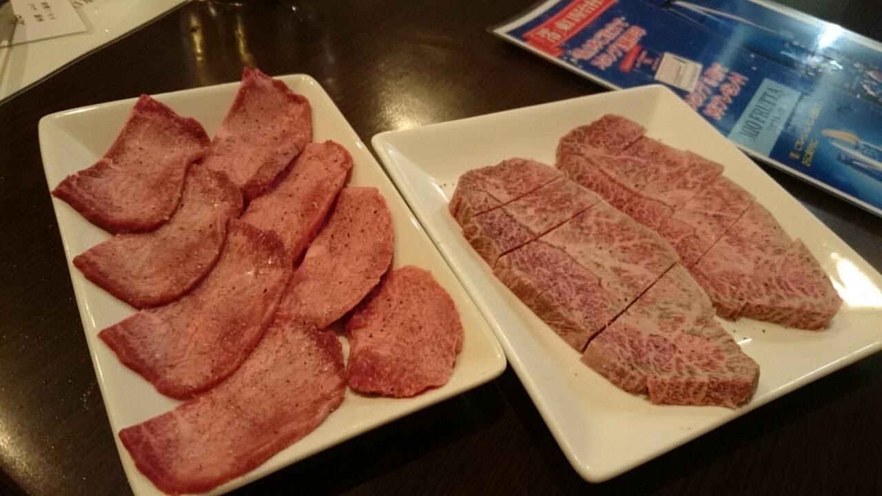 宇都宮高級焼肉:焼肉 東口龍苑
