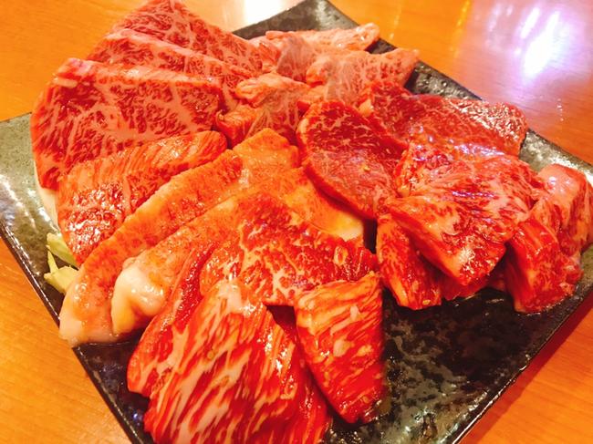浅草高級焼肉:鳶牛 肉衛門