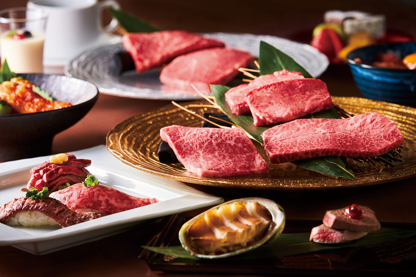 浅草高級焼肉:焼肉トラジ 浅草EKIMISE店