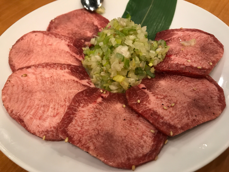 船橋高級焼肉:金剛苑