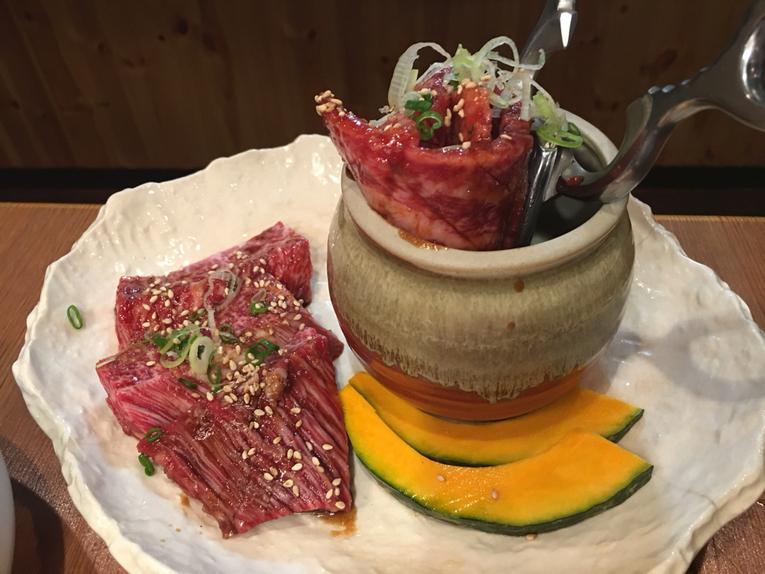 姫路高級焼肉:焼肉 野ばら