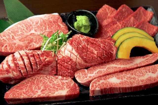 八王子高級焼肉:炭火焼肉 仁