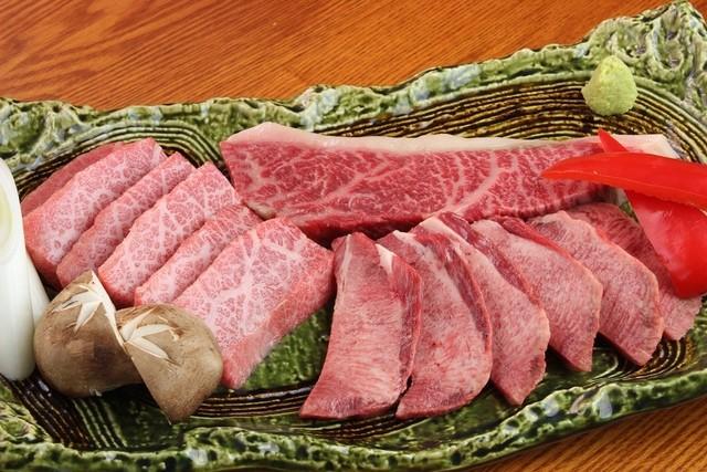 八王子高級焼肉:炭火焼肉 舞牛