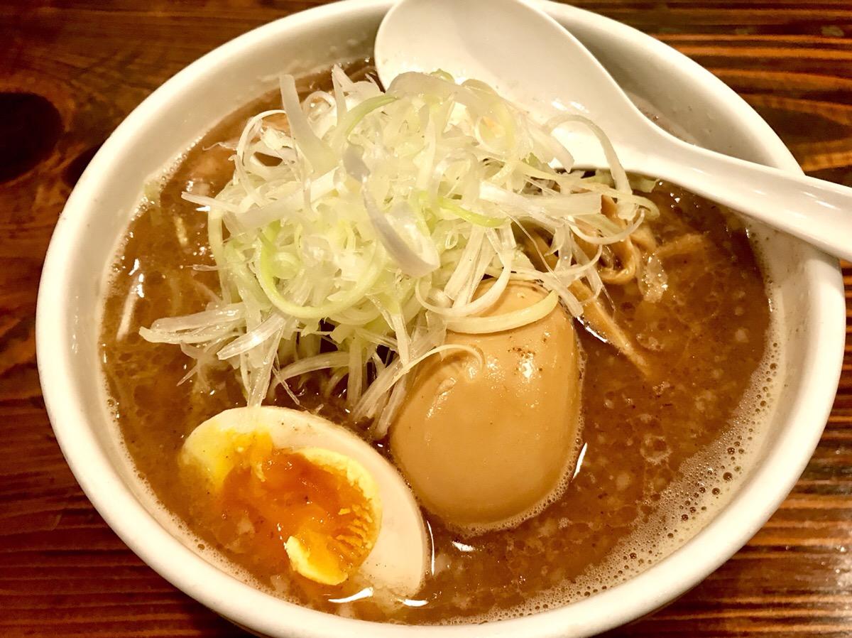 渋谷の【中華ソバ 櫻坂】で魚介ラーメンをいただいてきました!