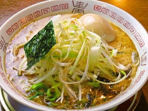 めじろ台ラーメン:八代目 哲麺 めじろ台店