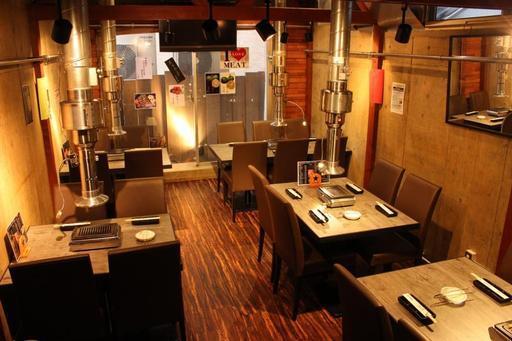 三軒茶屋高級焼肉:神戸焼肉かんてき 三軒茶屋HANARE