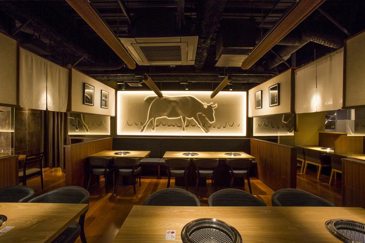 名古屋高級焼肉:和牛焼肉じろうや 介 wagyu&sake 名古屋駅前本店