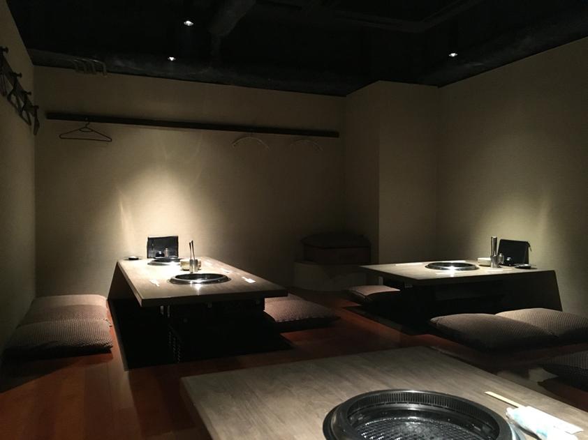 名古屋高級焼肉:炭々