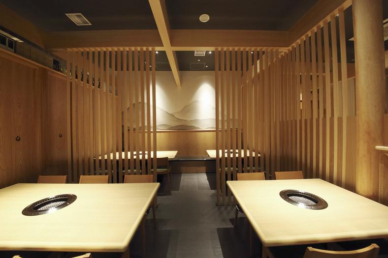 銀座高級焼肉:尾崎牛焼肉 銀座 ひむか