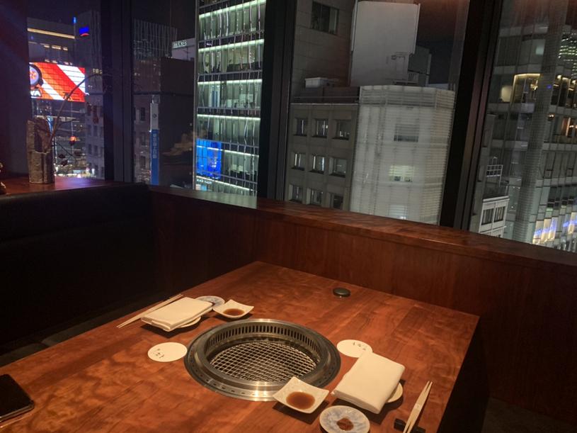 銀座高級焼肉:銀座 山科