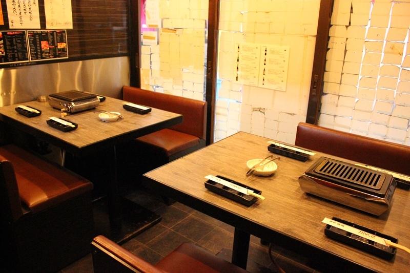 三軒茶屋高級焼肉:神戸焼肉 かんてき 三軒茶屋本店
