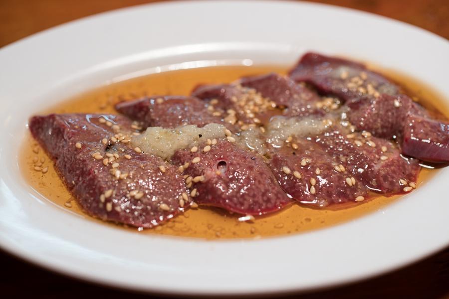 松戸高級焼肉:あんぽんたん