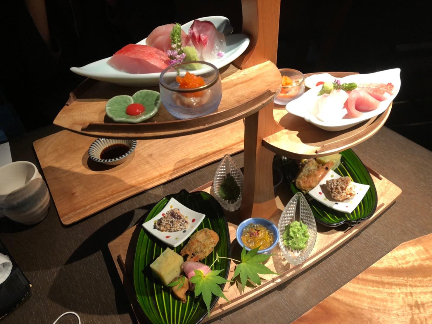 界アンジン夕食