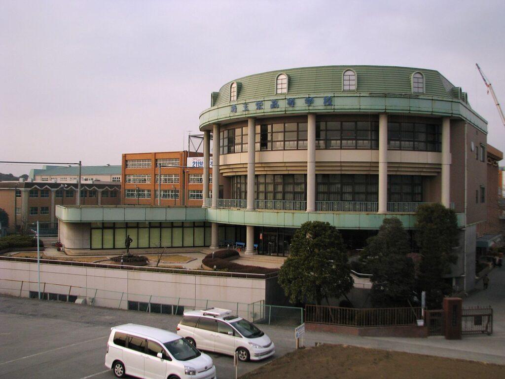 埼玉栄高校(埼玉県)