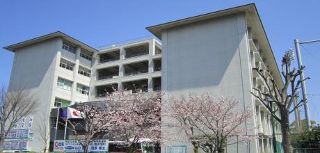 八代東高校(熊本県)