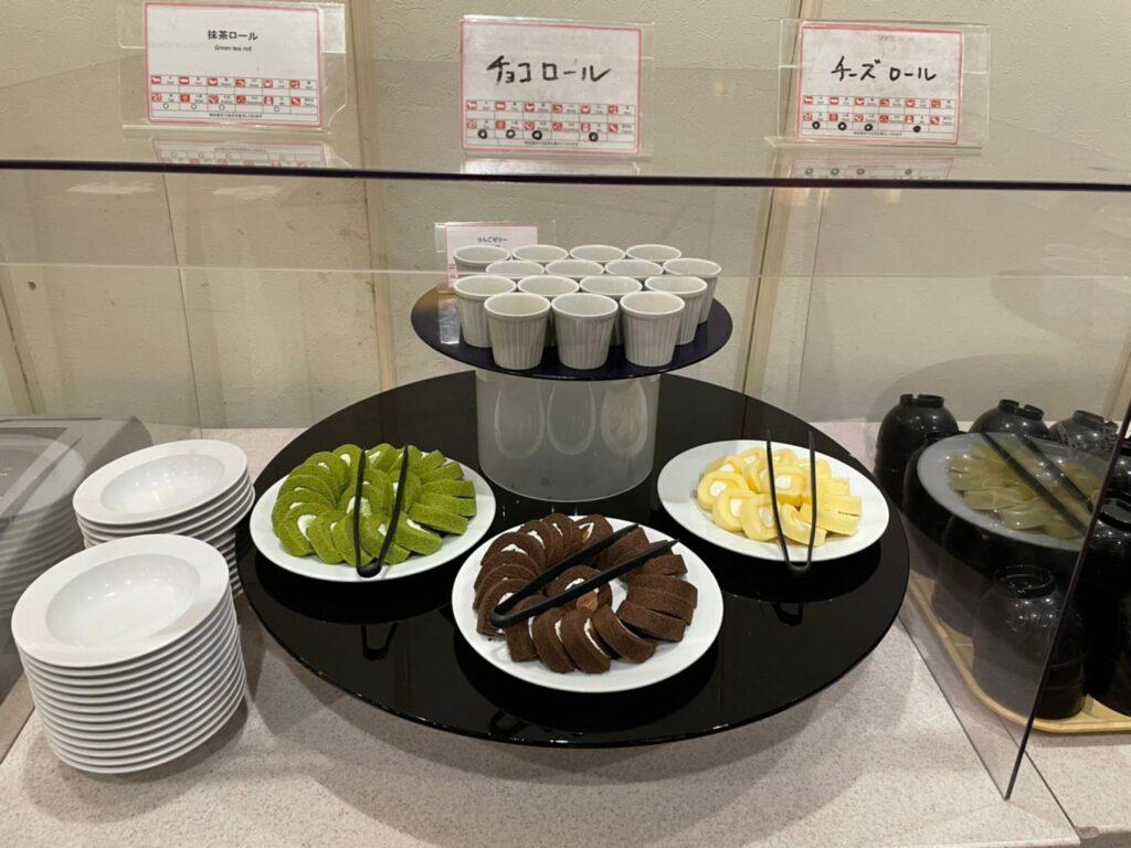 アパホテルリゾート〈東京ベイ幕張〉のカニ食べ放題ビュッフェ