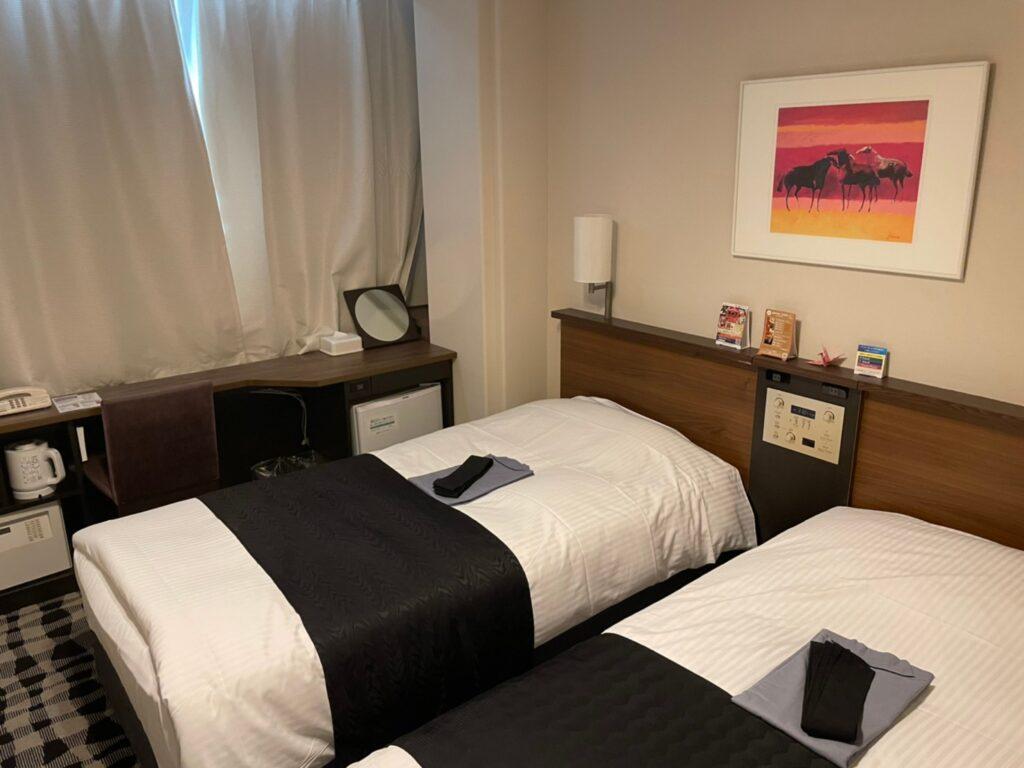 アパホテルリゾート〈東京ベイ幕張〉のお部屋紹介