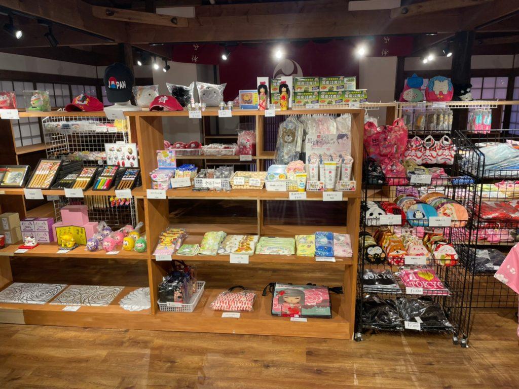 東京湯楽城レポート