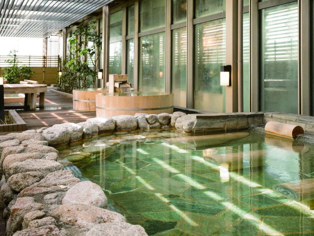 アパホテルリゾート〈東京ベイ幕張〉の大浴場