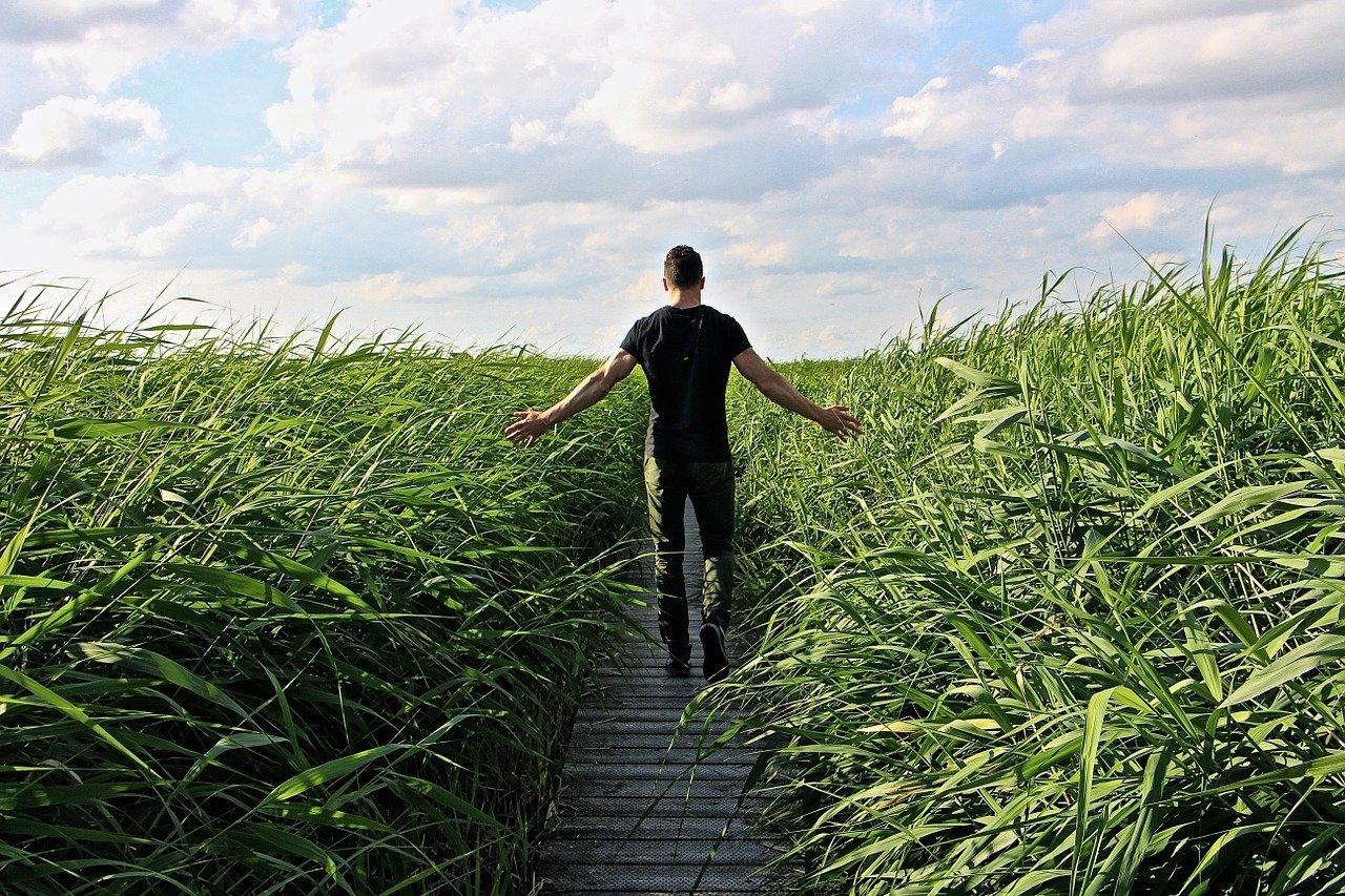 人間の歩く速度の平均とは?