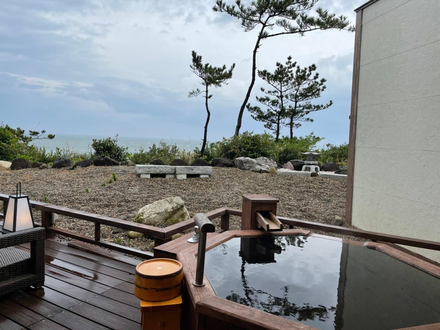 銚子の高級ホテル『別邸海と森』宿泊ブログ